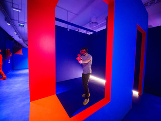 ILLUCITY in Paris to host OUT OF THE BLUE