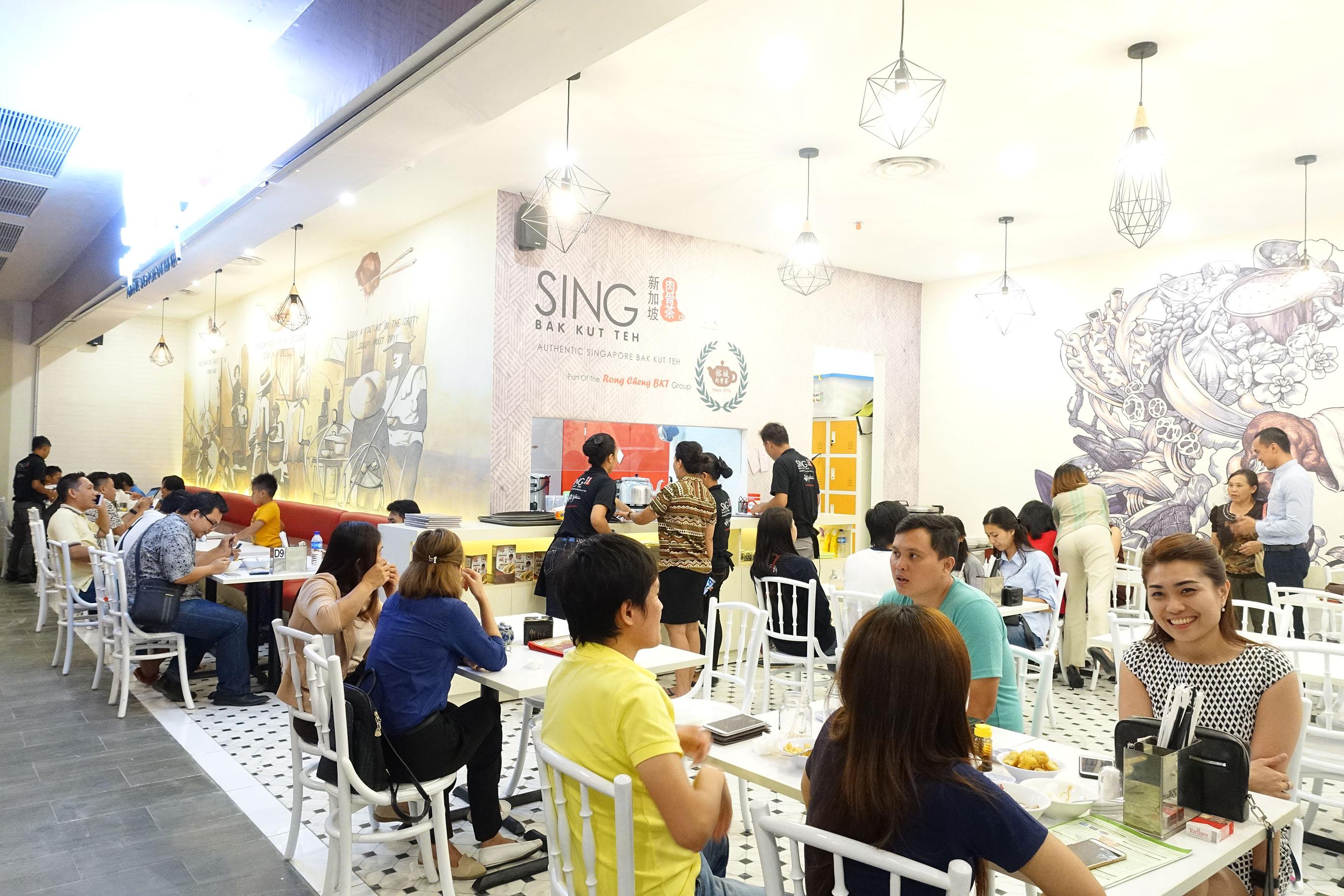 SING Bak Kut Teh Indonesia