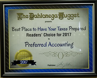 Voed Best Place to Have Your Taxes Prepared