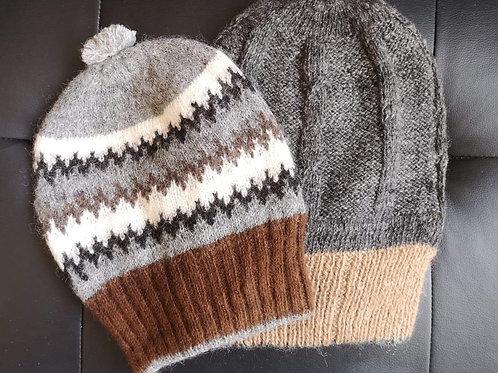 Brim hats/toques