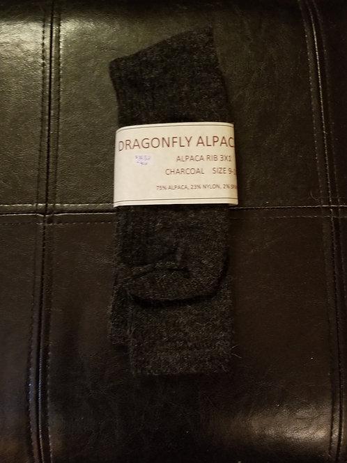Alpaca Rib 3x1 socks