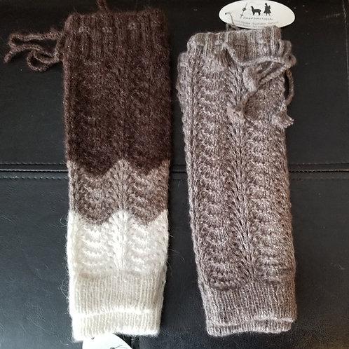 Short leg warmers