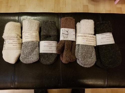Terry Mittens (Hand Socks)