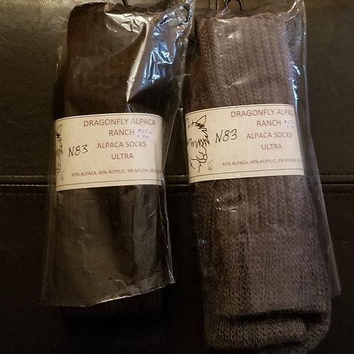 Long Plush Socks