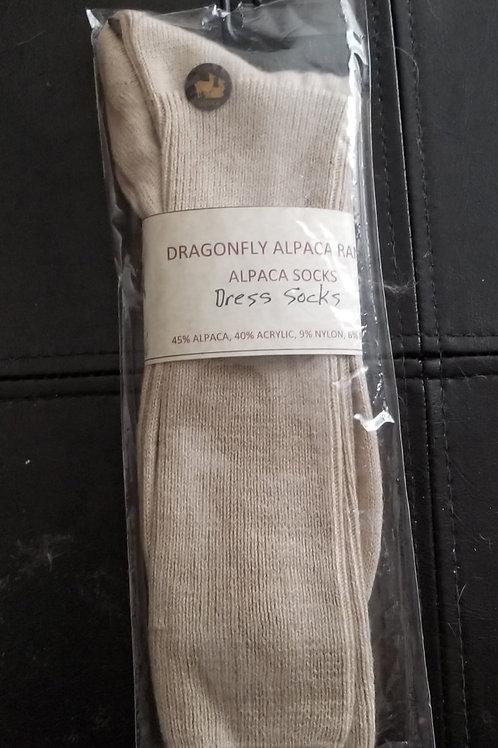 Alpaca dress sock