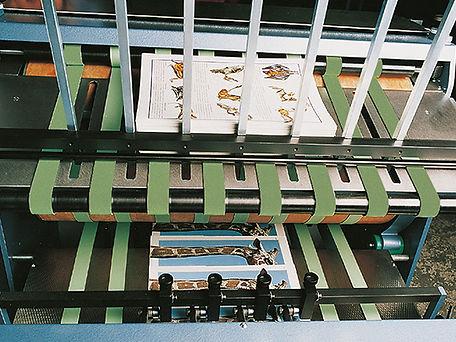 Tiskařský průmysl