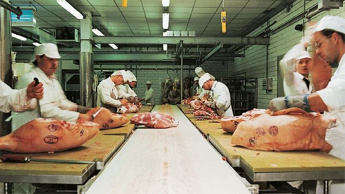 Zpracování masa