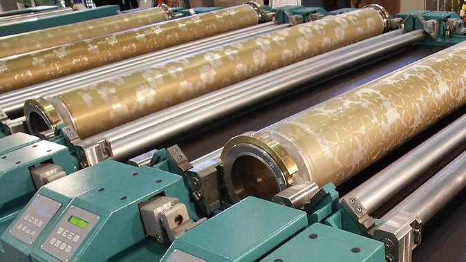Potisk textilií