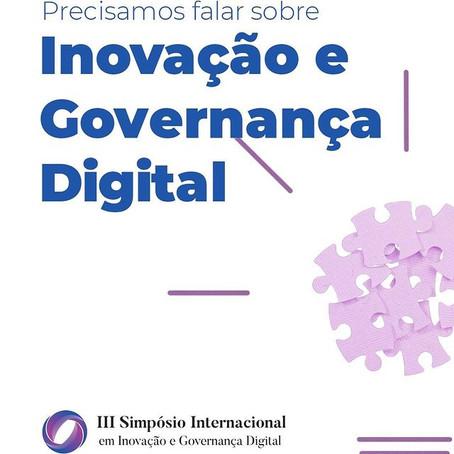 III Simpósio sobre Inovação e Governança Digital
