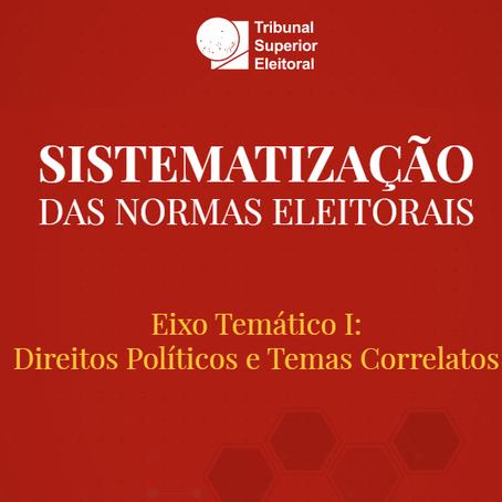 LAP2D/UnB participa de projeto do TSE sobre Direitos Políticos e revisão de Normas Eleitorais