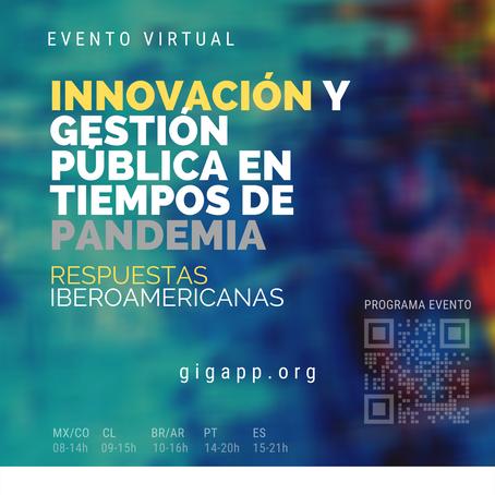 Inovação e Gestão Pública em Tempos de Pandemia: Respostas Ibero-Americanas