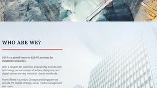 SE10 Website