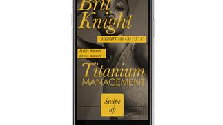 Titanium Management Instagram story