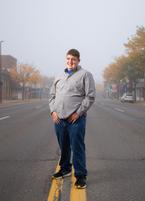 JLR Photography Brandt Senior Photo