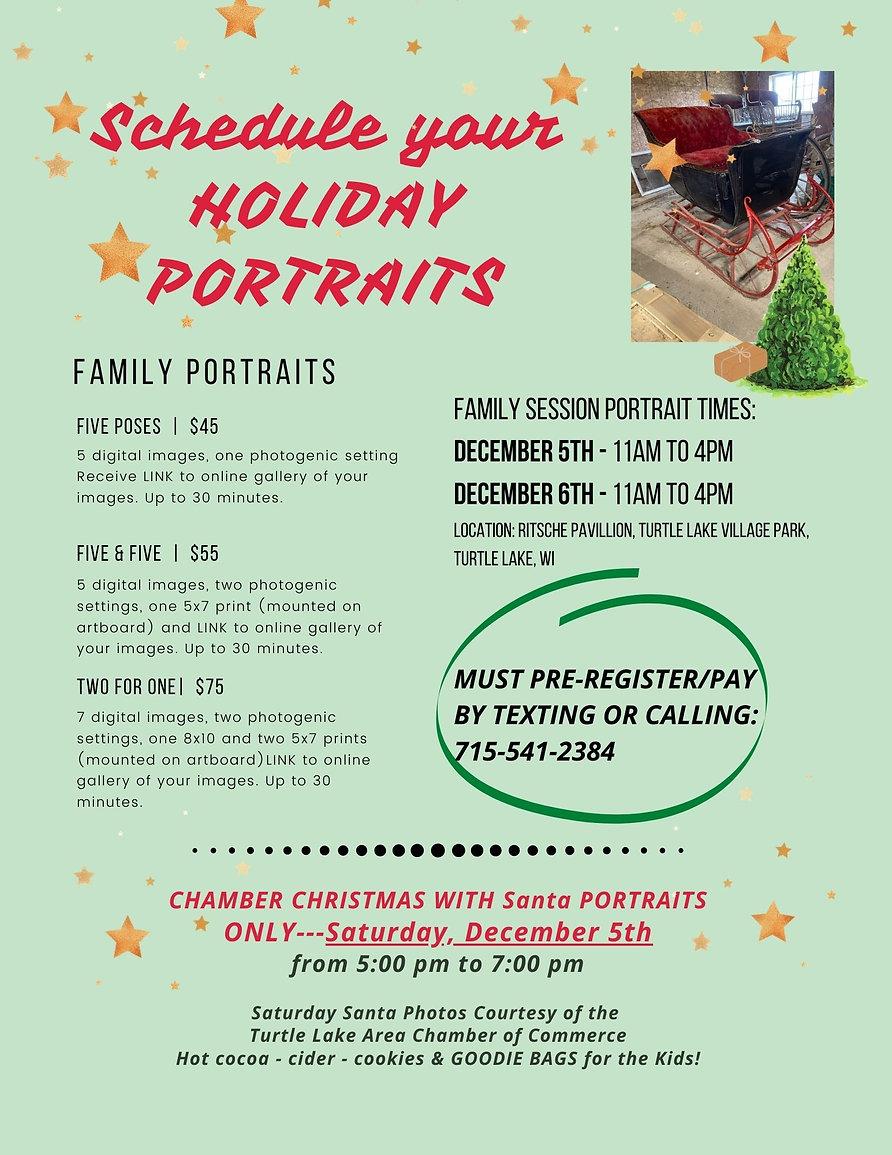 Christmas Sessions/JLR Portrait Studio