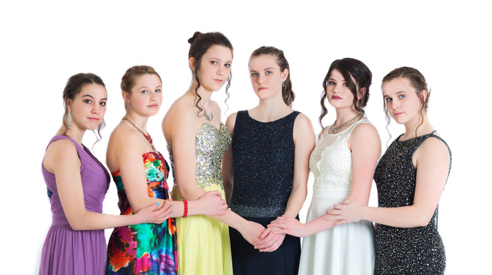 JLR Portrait Studio_Prom girls
