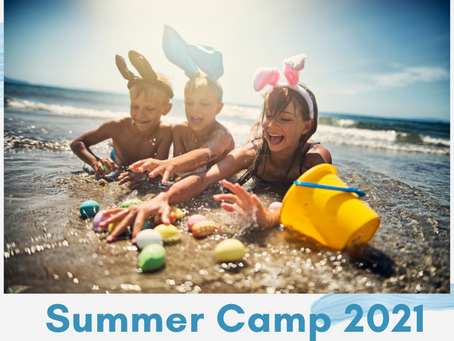Summer Camp 2021★サマースクール受付開始!
