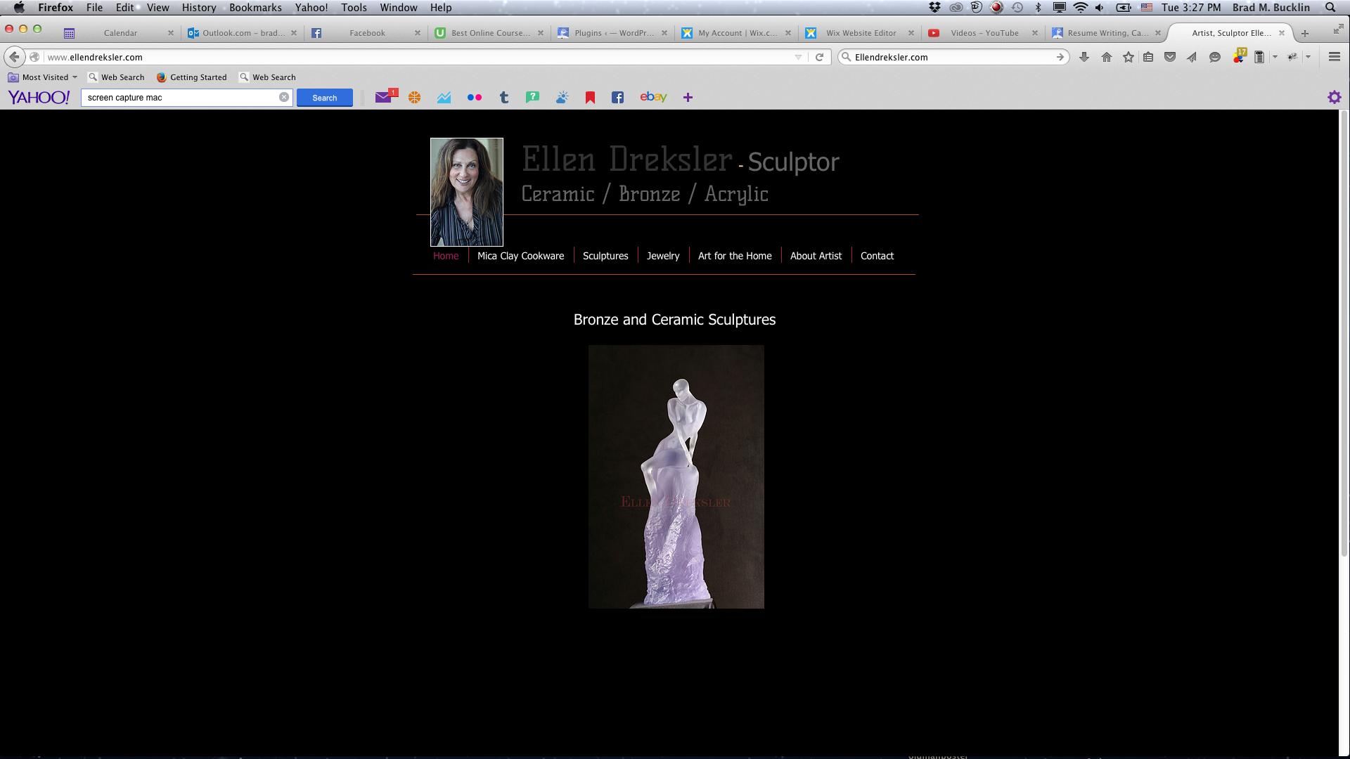 Ellen's Site