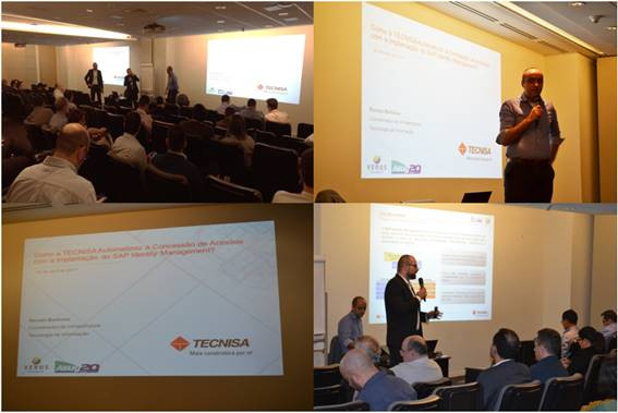 SAP Identity Management na TECNISA.