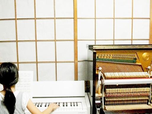 理想的なピアノ教室 あります