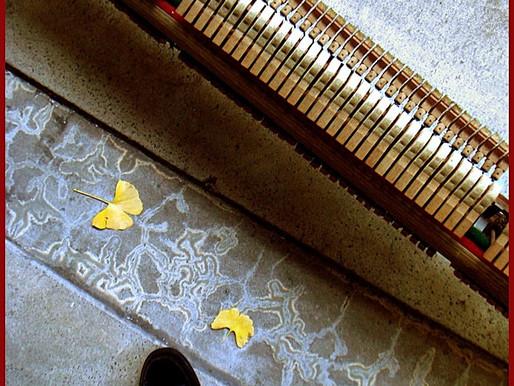 ピアノアクションのある風景
