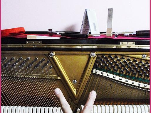 ドイツ製カメラ&ドイツ製ピアノよもやま話