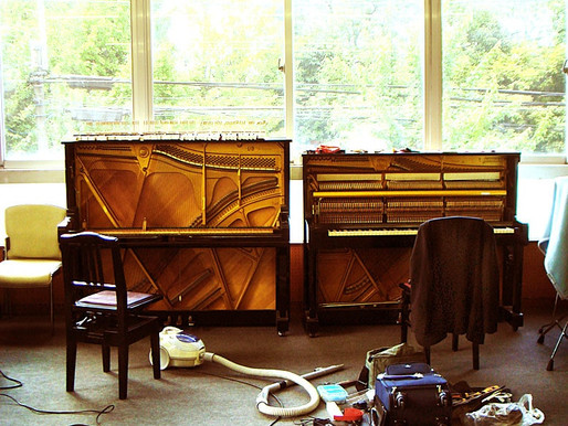 じゃあ、ピアノという楽器のいったい何が一番の問題点なんだろう
