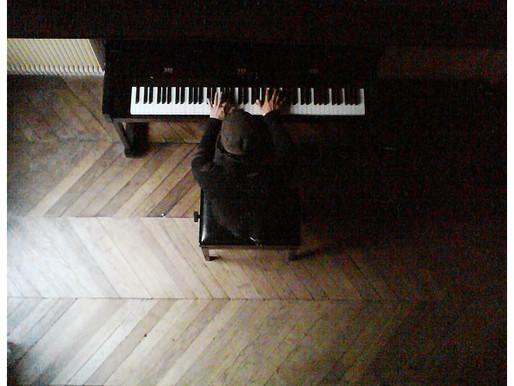 どうしてもピアノが弾きたくて犯罪を犯してた頃(実話)