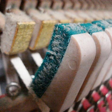 アクション簡易清掃ピアノドック標準無料セット
