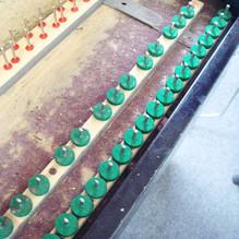 鍵盤棚板清掃 ピアノドック標準無料セット