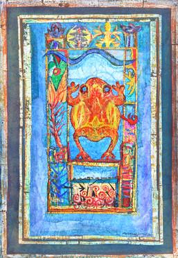 Le livre de la fée Grenouille