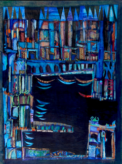 Nuit au port