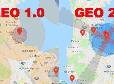 GEO 2.0 Offers More Opportunity to Fly!