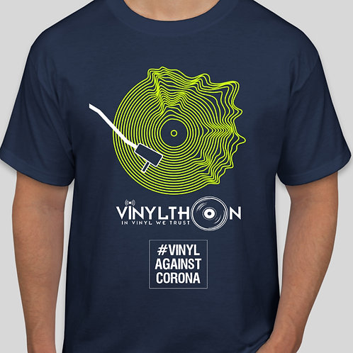 Vinyl Against Corona (Limited Edition) T-shirt