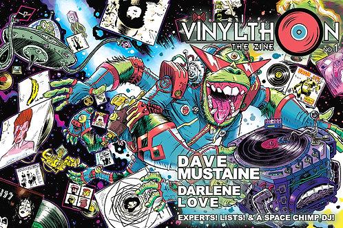 Vinylthon Zine #1 (2019)
