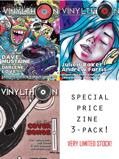 Special Price Zine 3-Pack!