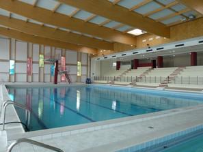 Fermeture du bassin de 25m (Ganterie)