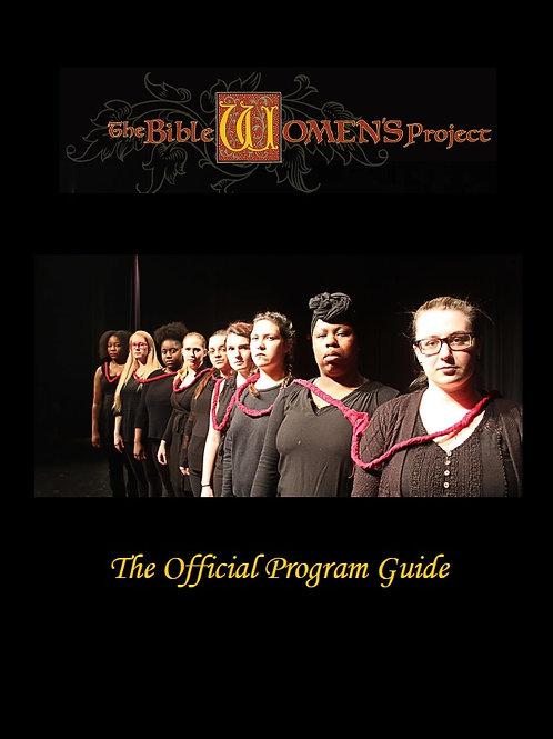 Official Program Guide