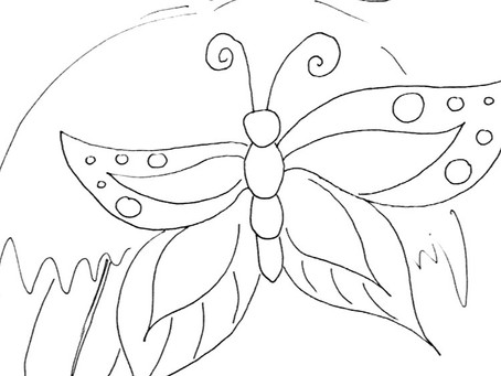 Spring Coloring Pages  with Mr. Mitch