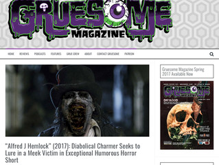 Gruesome Magazine - Review