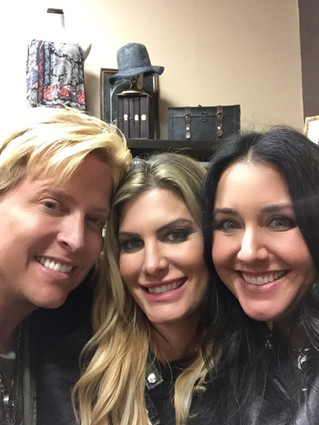 JONDIE featured on ABC's Celebrity Wife Swap with Gunnar Nelson & Vince Neil
