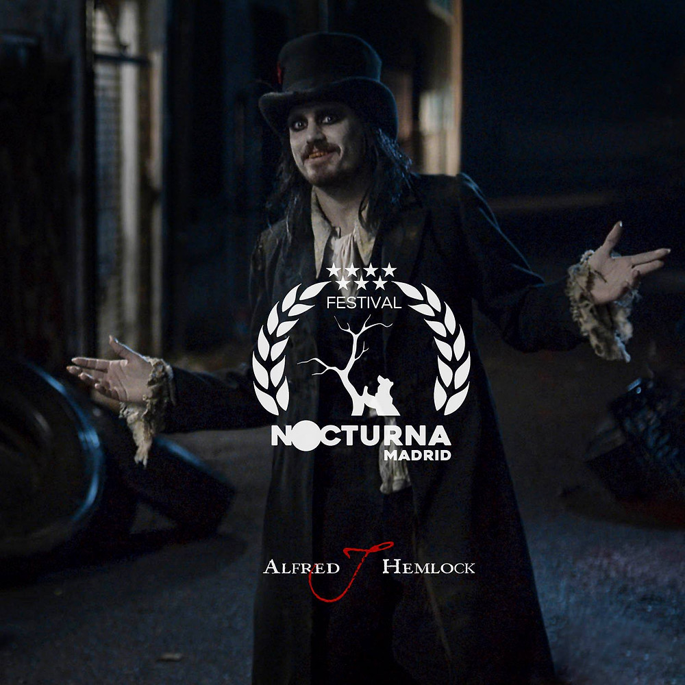 Alfred J Hemlock an Official Selection of Nocturna Madrid 2018