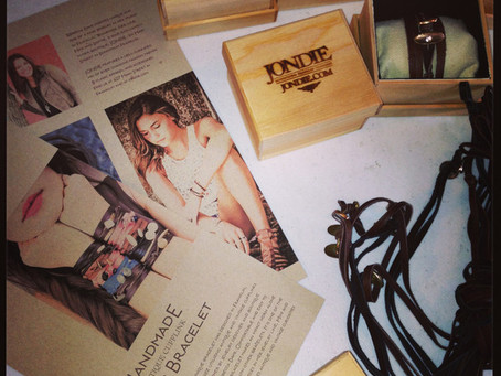 Jondie Handmade Bracelets Featured in CMT Music Awards Gift Bags
