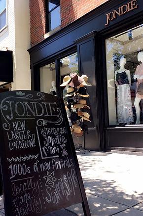 JONDIE - Main Street Franklin TN