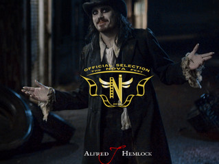 Alfred J Hemlock an Official Selection at The Northern Virginia International Film & Music Festi