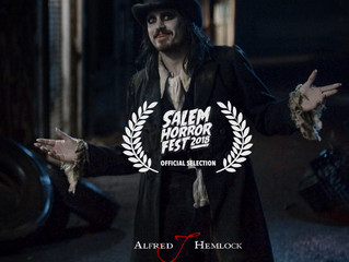 Alfred J Hemlock an Official Selection of the Salem Horror Fest