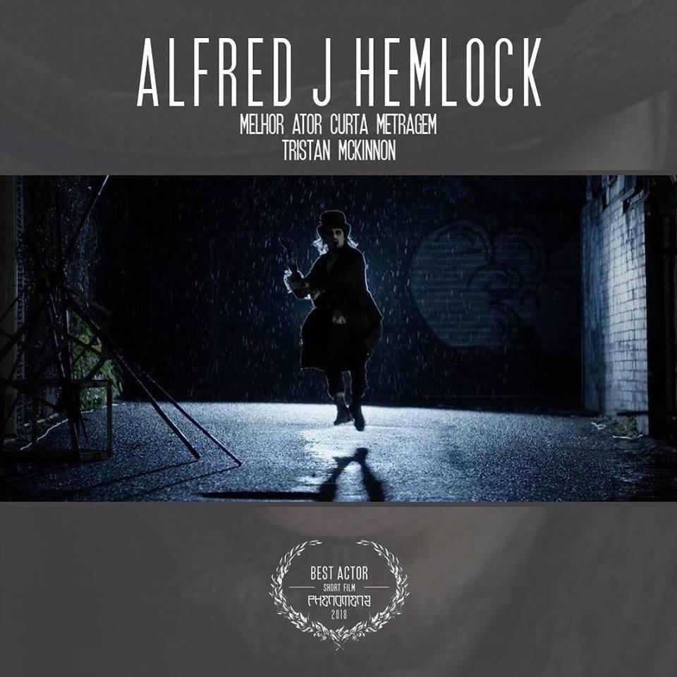 Tristan Mckinnon as Alfred J Hemlock in a scene from Alfred J Hemlock