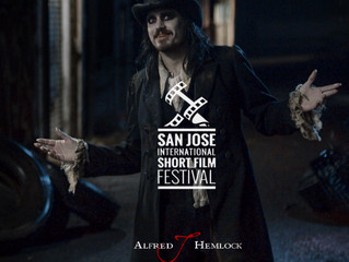 Alfred J Hemlock an Official Selection for the San Jose International Short Film Festival
