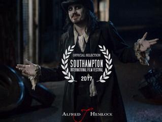 Alfred J Hemlock to make UK Premiere at Southampton International Film Festival