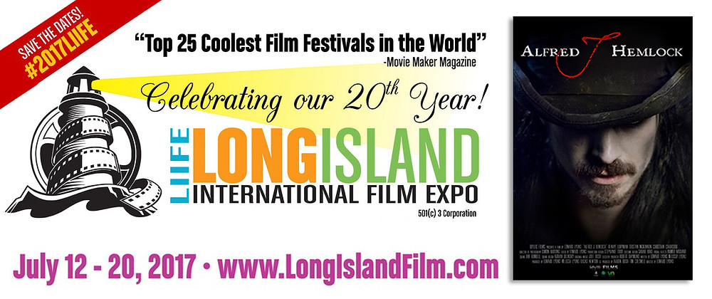 Alfred J Hemlock Long Island International Film Expo